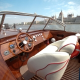 Front of the Boat - Danube Luxury Limousine Boat