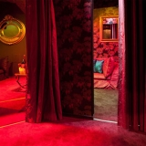 Have fun in one of the VIP rooms - Private Strip Club Dinner