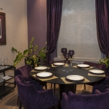 Beautiful, exclusive interior at the apartment - Exclusive Home Dining