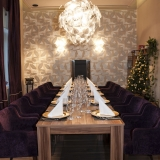 Dinner room for more people - Exclusive Home Dining