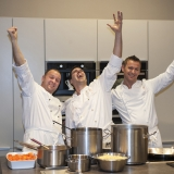 The dinner made by top chiefs - Exclusive Home Dining
