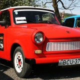 The vehicle of Eastern Europe 80\'s - Humiliating Trabant Transfer