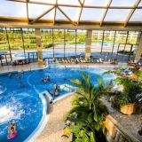 Chill out after your stag party in one of the many pools - Aqua Park