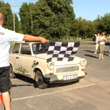 A great stag activity: racing with Trabants - Trabant Rally