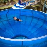 The onion slide - Aqua Park