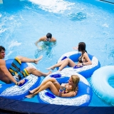 Don\'t miss this unique experience on your stag weekend - Aqua Park