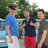 Memorable moments on Trabant rally - Trabant Rally