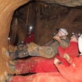 Professional guide helps you to accomplish the challange - Cave Tour