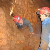 This stag do activity makes your stag weekend adventurous - Cave Tour