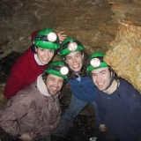 One of the most exciting stag activity - Cave Tour