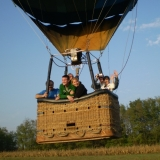Suitable transportation for your stag do - Hot Air Balloon