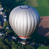 Warm up to your stag night on a hot air balloon - Hot Air Balloon