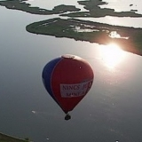 Above the Danube Bend - Hot Air Balloon