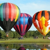 Amazing stag do activity - Hot Air Balloon