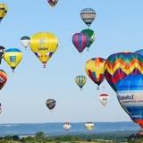 1200 metre high - Hot Air Balloon