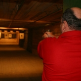 Pull the trigger - Indoor Rambo Shooting