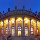 If you ever come to Budapest you can\'t miss the baths - Turkish Thermal Bath
