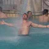 Enjoy the refreshing thermal water on your stag do - Turkish Thermal Bath