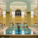 Chill out after your stag party in a bath - Turkish Thermal Bath