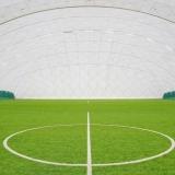 The football field - Football