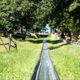 Gorgeous surrounding - Bobsledding
