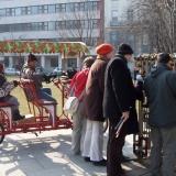 Rickshaw riding - Budapest Code Treasure Hunt