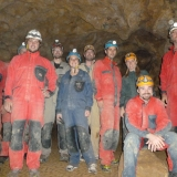 Perfect team building activity on your stag weekend - Cave Tour