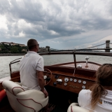 Enjoy the waves on the Danube - Danube Luxury Limousine Boat