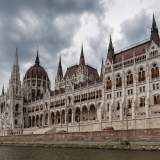 View from the boat- the Parliament - Danube Luxury Limousine Boat