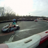 A bunch of excitement and adrenalin as a stag activity - Go Kart Racing