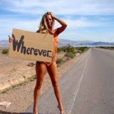 Hitch-hiker Stripper