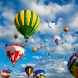 Der Heißluftballon