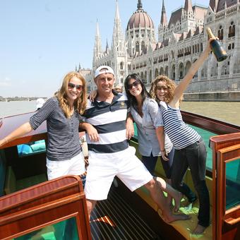 Danube Luxury Limousine Boat